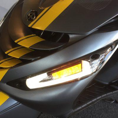 Piaggio Zip SP Mercedes AMG GLANS / MAT Selenite